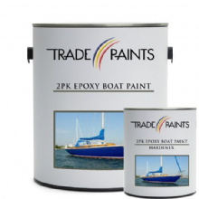 2 Pack Epoxy Top Coat Boat Paint